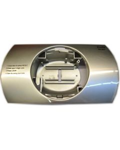 Sentinel II Keypad Compartment Silver