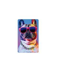 Keycard RFID W Hotels 04 Dog Sunglasses 4/1 Mifare 1K